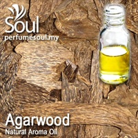 Natural Aroma Oil Agarwood - 10ml