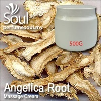 Massage Cream Angelica Root - 500g