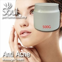 Massage Cream Anti Acne - 500g