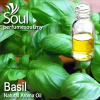 Natural Aroma Oil Basil - 50ml