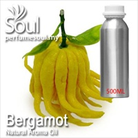 Natural Aroma Oil Bergamot - 500ml