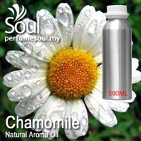 Natural Aroma Oil Chamomile - 500ml