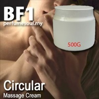 Massage Cream Circular - 500g