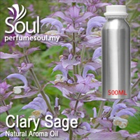 Natural Aroma Oil Clary Sage - 500ml