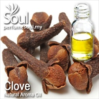Natural Aroma Oil Clove - 50ml
