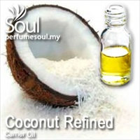 Carrier Oil Coconut Refined - 100ml