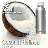 Carrier Oil Coconut Refined - 1000ml