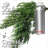 Pure Essential Oil Cypress - 500ml