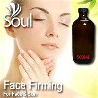 Essential Oil Face Firming - 500ml