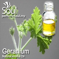 Natural Aroma Oil Geranium - 10ml