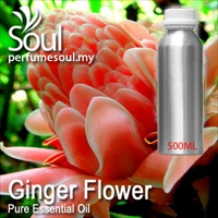 Pure Essential Oil Ginger Flower - 500ml