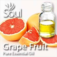 Pure Essential Oil Grapefruit - 10ml