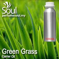 Carrier Oil Green Grass - 1000ml