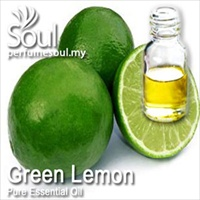Pure Essential Oil Green Lemon - 10ml