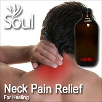 Essential Oil Neck Pain Relief - 500ml