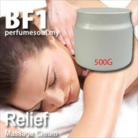 Massage Cream Relief - 500g