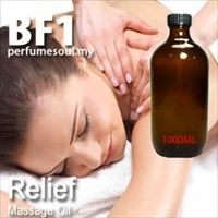 Massage Oil Relief - 1000ml