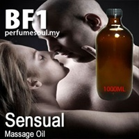 Massage Oil Sensual - 1000ml