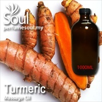 Massage Oil Turmeric - 1000ml