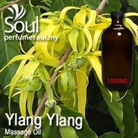 Massage Oil Ylang Ylang - 1000ml